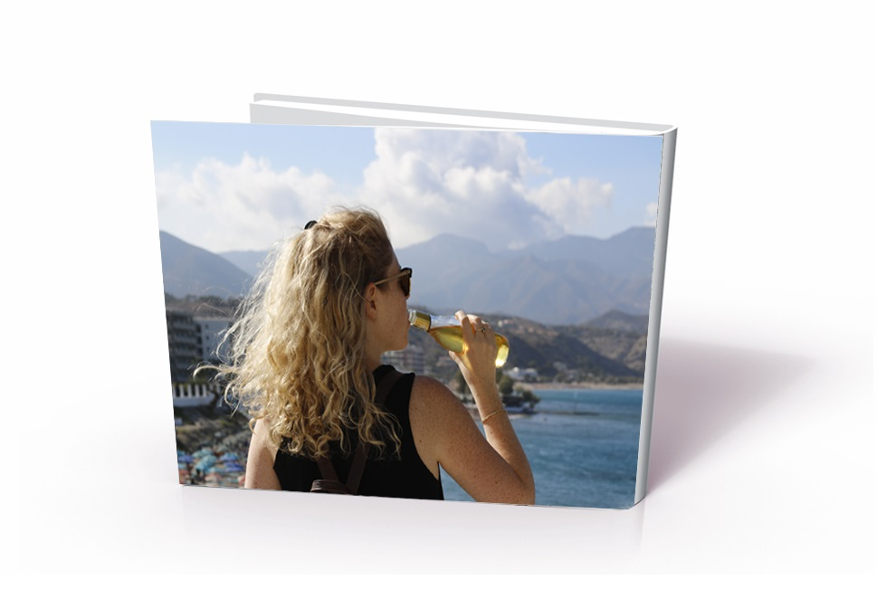 מתנה מרגשת לכל אירוע! אלבום אנכי/פנורמי A4 כרוך בכריכה קשה 32 עמודים - תמונה 8