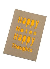 מחברת מחשבות// HAPPY NOTES