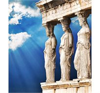 """נופש בבירת יוון! טיול מיני מאורגן ל-4 ימים באתונה עם סיורים מודרכים ע""""ב א. בוקר החל מכ-€399* לאדם!"""