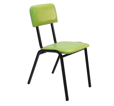 כסא מטבח בריפוד סקאי דגם שרתון במבחר גוונים לבחירה