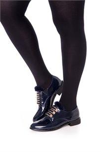 נעל קיירה כחולה Ll17a#
