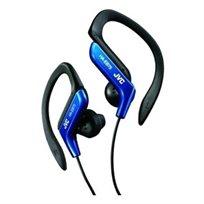 אוזניות קלפיס בעלות צליל נקי ואיכותי אידיאלי לפעילויות ספורט תומך iPhone/iPod מבית JVC - משלוח חינם!