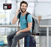 """כרטיס SIM לחו""""ל ללא הגבלה"""