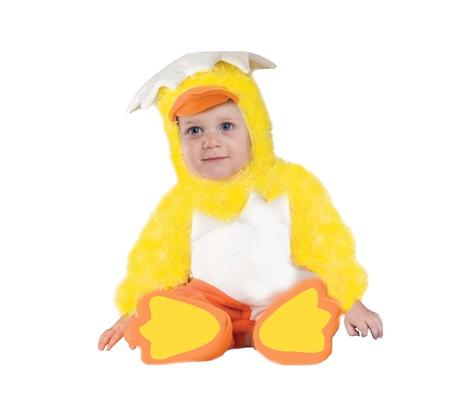 תחפושות אפרוח לתינוקות לפורים LOLA