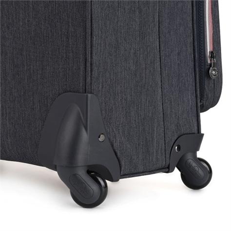 מזוודה גדולה Youri Spin 78 - Active Denimגינס כהה