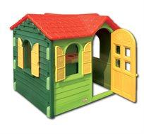 בית משחקים קוטג' ירוק לילדים ליטל טייקס