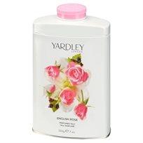 Yardley Talc Enflish Rose