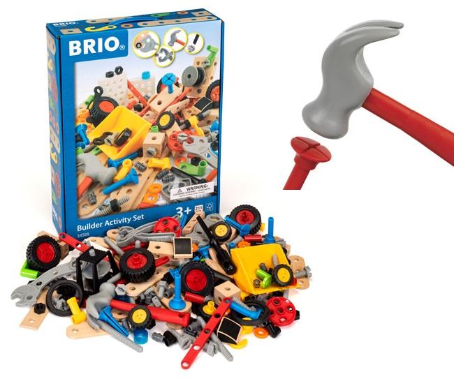 בריו Brio סט 211 חלקים