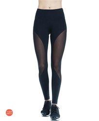מכנס ספורט שחור  Bold Legging