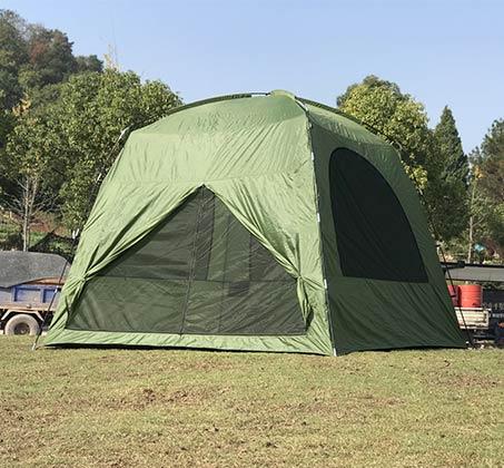 אוהל עמידה משפחתי ענק