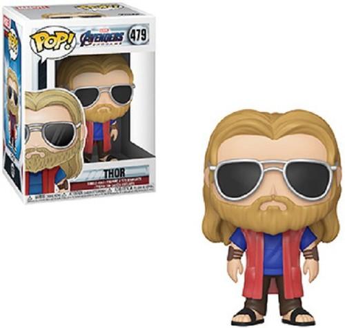 Funko Pop - Thor Casual (Avengers Endgame) 479 בובת פופ ת'ור