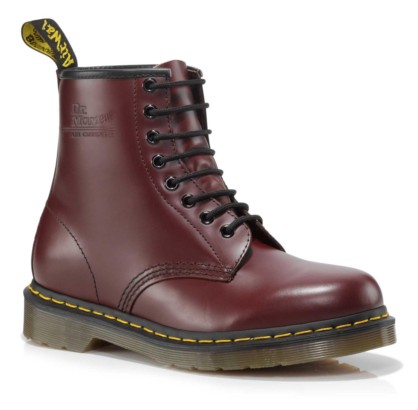 נעלי נשים Dr. Martens - דגם 1460 8 Eye Boot