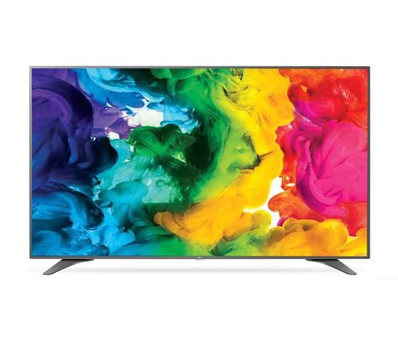 """טלוויזיה LG מסך """"55 SmartTV Slim LED 4K דגם 55UH651Y"""
