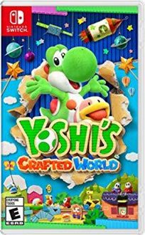 Yoshi's Crafted World Nintendo Switch נינטנדו סוויץ׳