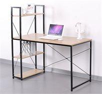 שולחן עבודה בעיצוב מודרני לבית ולמשרד עשוי עץ איכותי