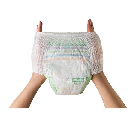 מארז 3 חבילות Huggies Freedom Dry Pants האגיס פרידום דריי פנטס - תמונה 2