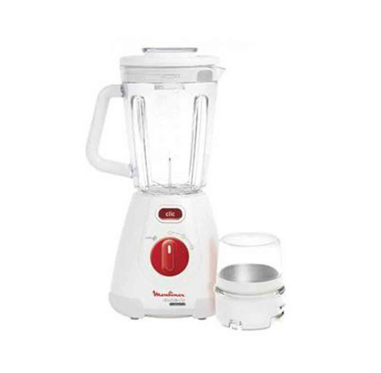בלנדר+מטחנת קפה MOULINEX דגם LM241025 נפח של 1.25 ליטר ובעל הספק 450W  - משלוח חינם