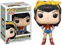 Funko Pop - Wonder Woman (Dc Comics)  167 בובת פופ
