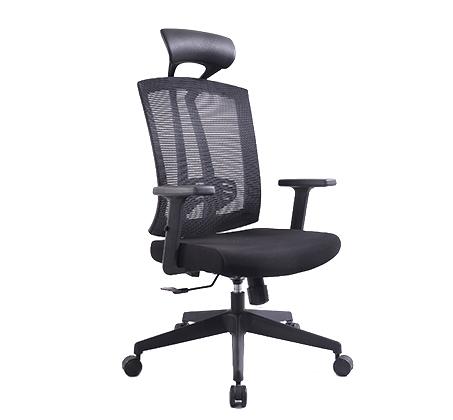 כסא משרדי אורטופדי ואיכותי מבד נושם