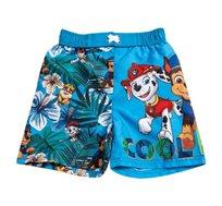 מכנסי גלישה מפרץ ההרפתקאות לילדים בצבע תכלת
