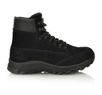 נעלי טיפוס הרים לגברים Li Ning Siker Classic Walking Shoes בצבע שחור