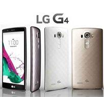 """הסמארטפון החדש LG G4 עם מסך """"5.5, זיכרון 32GB+3GB RAM ומעבד 6 ליבות, כולל עדכוני FOTA"""