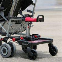סט טרמפיסט Maxi XL לעגלה עם כיסא ישיבה מתקפל