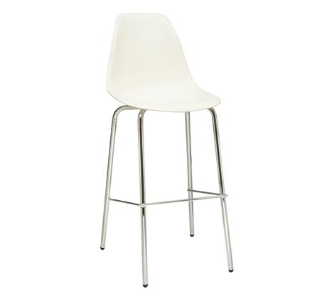 כסא בר בעיצוב מודרני ועכשווי דגם ניב במבחר גוונים לבחירה