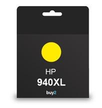 איכות הצבע! ראש דיו תואם HP 940XL בצבע צהוב, דיו איכותי למדפסת