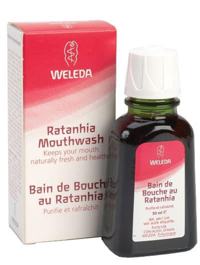 Welleda Retanhia Mouthwash