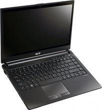 """נייד קל Acer Travelmate X8481 Ultrabook עם מסך """"14.1 ומעבד i5 2467M  כולל 2 דיסקים 64SSD+500 ו-WIN7"""