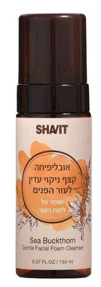Shavit Organic Facial Foam Cleanser