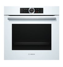 תנור בילט אין לבן Bosch HBG634BW1