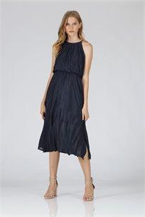 שמלה גלאם  - כחול