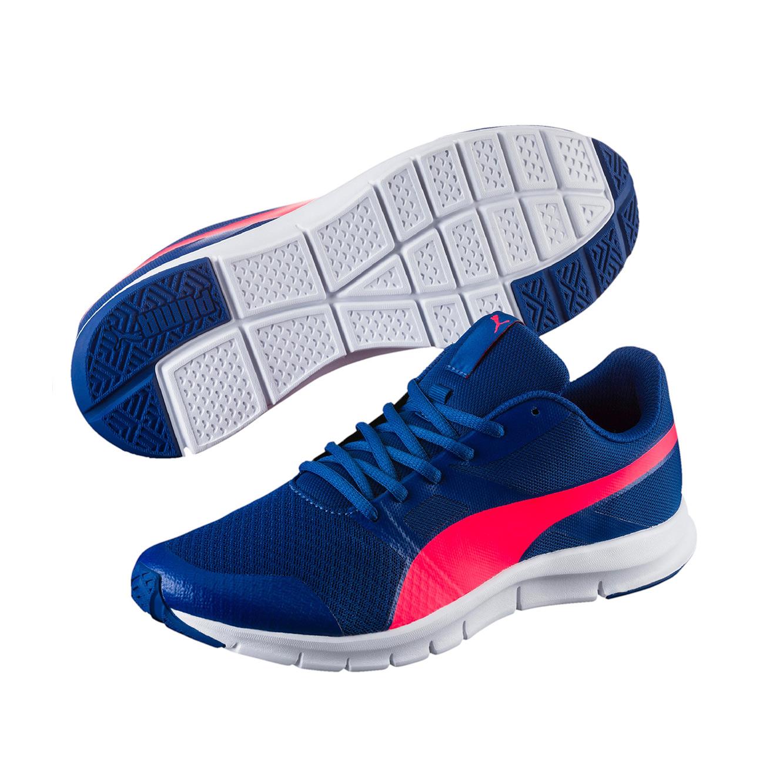 נעלי ריצה יוניסקס PUMA L36058020 - כחול ורוד
