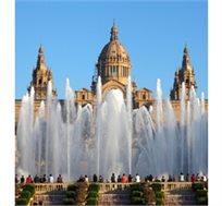 """ברצלונה וקוסטה ברווה בטיול מאורגן! טיסה+7 ימי סיורים+אירוח ע""""ב חצי פנסיון החל מכ-$737* לאדם!"""