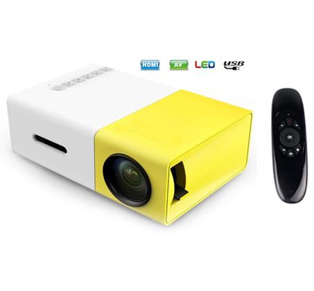 מקרן מולטימדיה נייד HD עוצמתי דגם GTL80