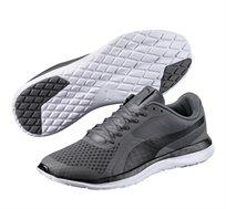 נעלי ריצה PUMA לגבר פומה דגם FlexT1 - אפור