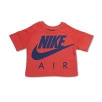 Nike ילדים- חולצה אדום לוגו
