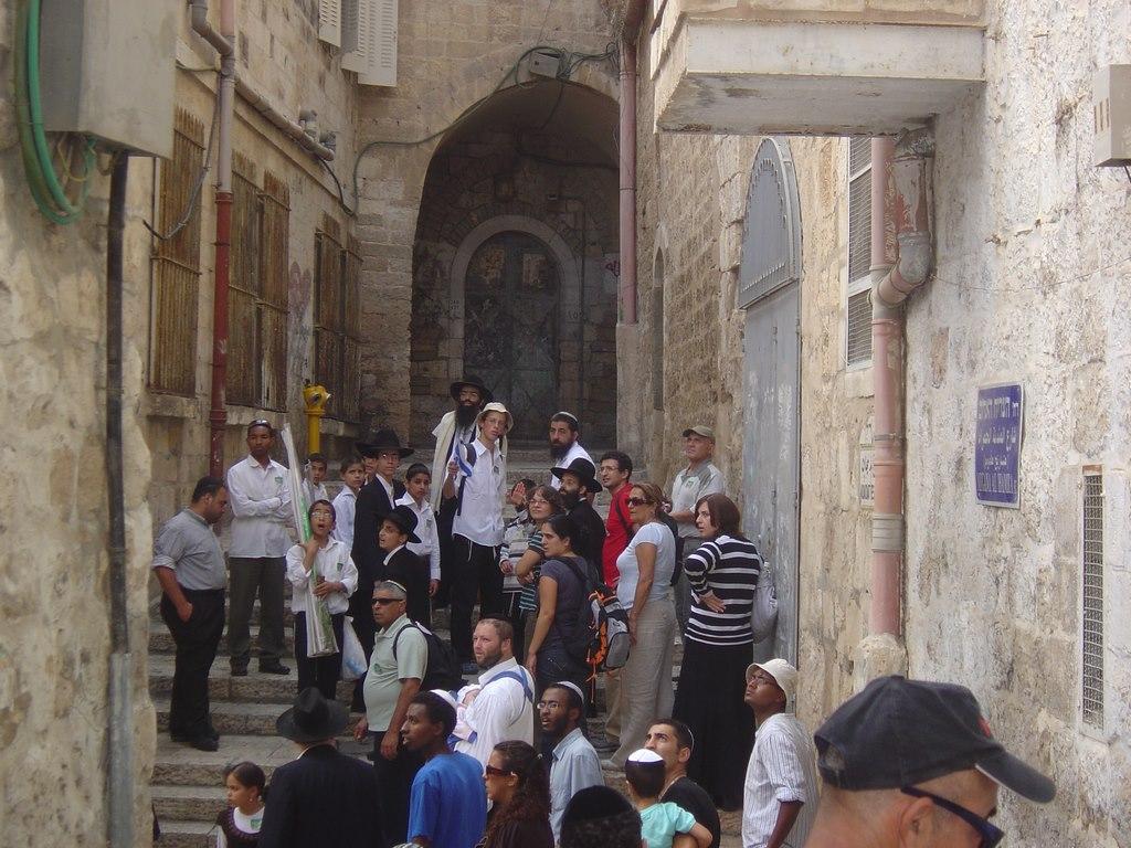 חווית הקשר הפועם בין עם ישראל לירושלים! סיורים מודרכים ומרתקים למגוון קהילות ומשפחות!