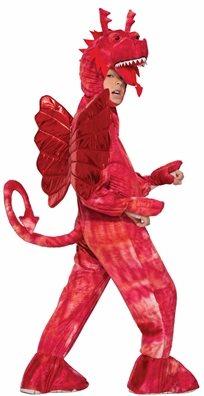דרקון אדום ילדים