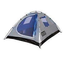 אוהל איגלו ל-2 אנשים עם 3 חלונות גדולים לאוורור מירבי וכניסה קדמית מרווחת OUTDOOR REVOLUTION