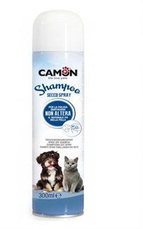 שמפו יבש לכלבים וחתולים 300 מ''ל מבית Camon