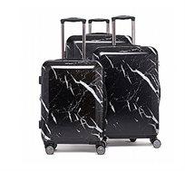 סט שלוש מזוודות קשיחות Calpak דגם אסטייל במגוון צבעים לבחירה