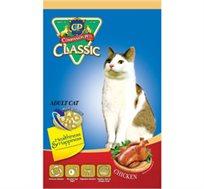 """מזון לחתולים בוגרים קלאסיק עוף 7 ק""""ג"""