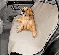 כיסוי מושבים לרכב המונע לכלוך והידבקות שערות של הכלב למושב הנוסעים שומר על היגיינה