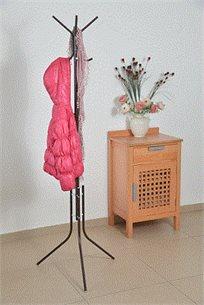 קולב בגדים הדר עשוי מתכת איכותית בעיצוב מודרני!