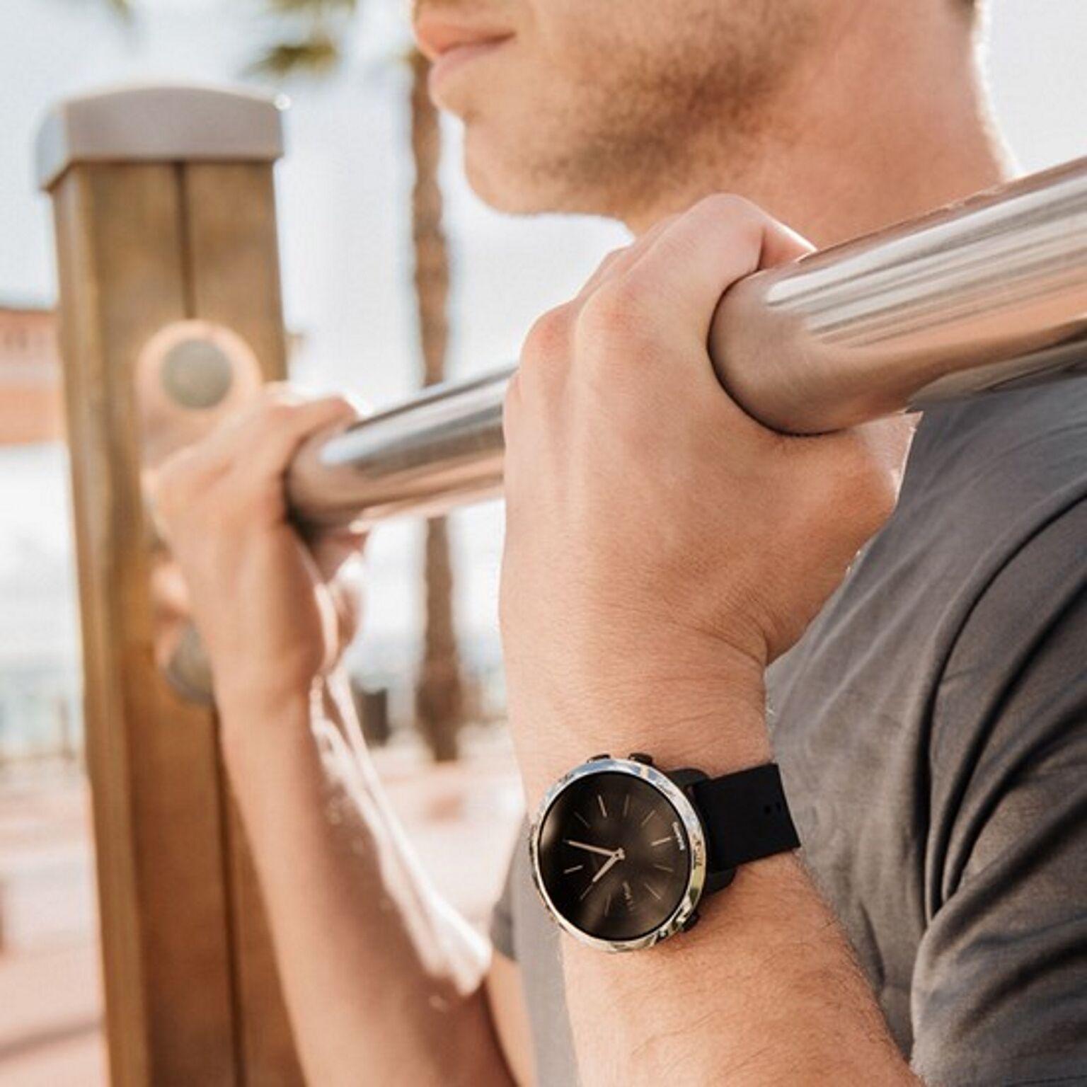 שעון כושר עם דופק מובנה עשיר בפונקציות חכמות דגם Suunto 3 Fitness במגוון צבעים לבחירה - משלוח חינם - תמונה 5