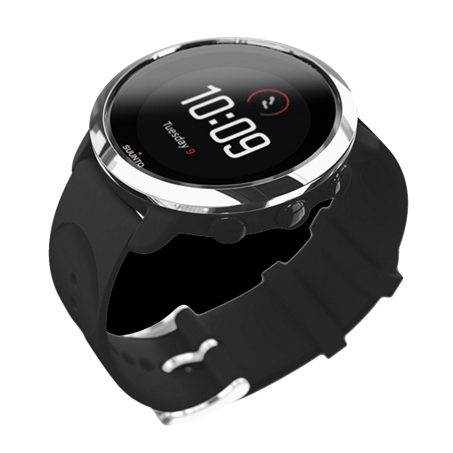 שעון כושר עם דופק מובנה עשיר בפונקציות חכמות דגם Suunto 3 Fitness במגוון צבעים לבחירה - משלוח חינם - תמונה 3
