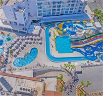 טיסה ומלון 4* בפרוטארס ל-4-5 לילות ביוני-אוג' + כניסה לפארק מים החל מכ-€399*